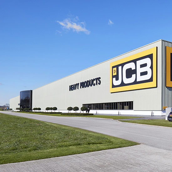JCB Heavy Products