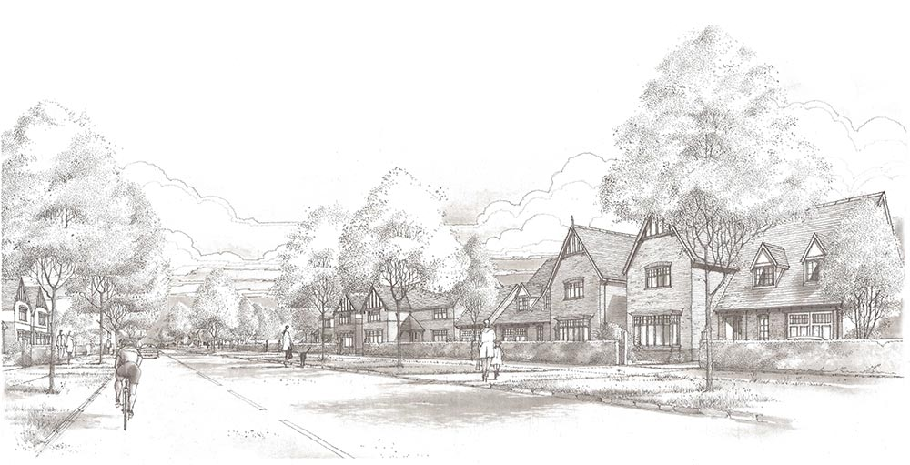 Broadnook Garden Suburb example 3