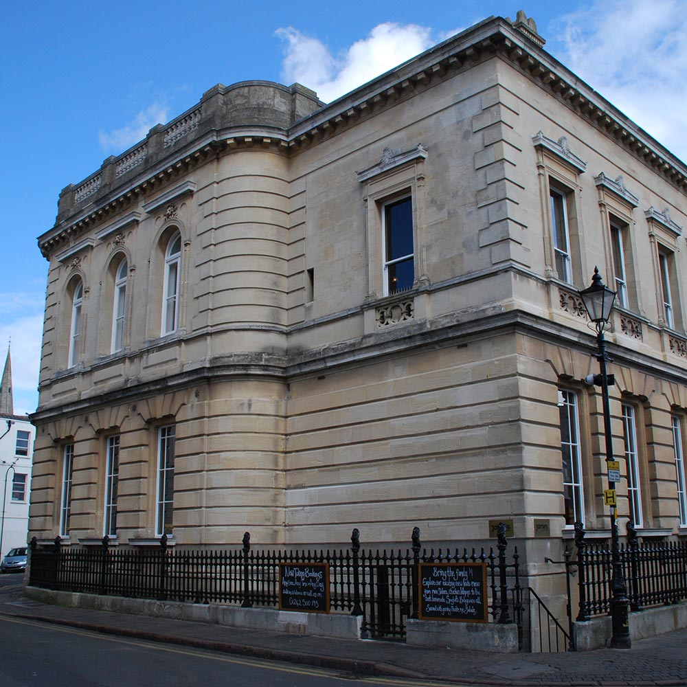 County Court Building