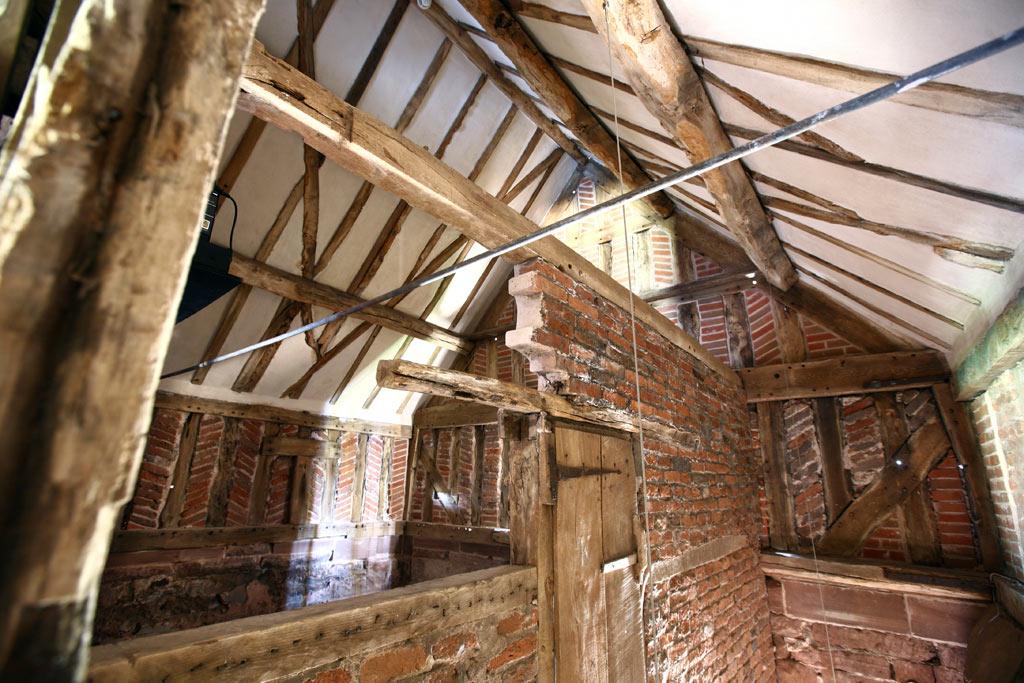 Harvington Hall Bhb Architects Lichfield