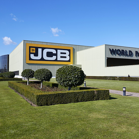 JCB World Parts